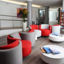 Lobby Hotel Tivoli
