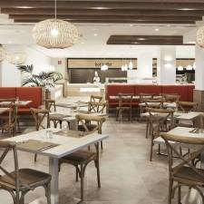 Restaurante Hotel Tarida Playa